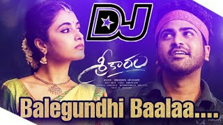 Gambar cover Balegundhi Baalaa Song DJ Remix||SriKaram Movie Song||DJ Remix||DJ Ravi Rocky