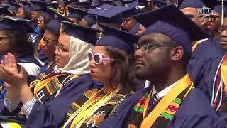 Chadwick Boseman's Howard University 2018 Commencement SpeechTrim