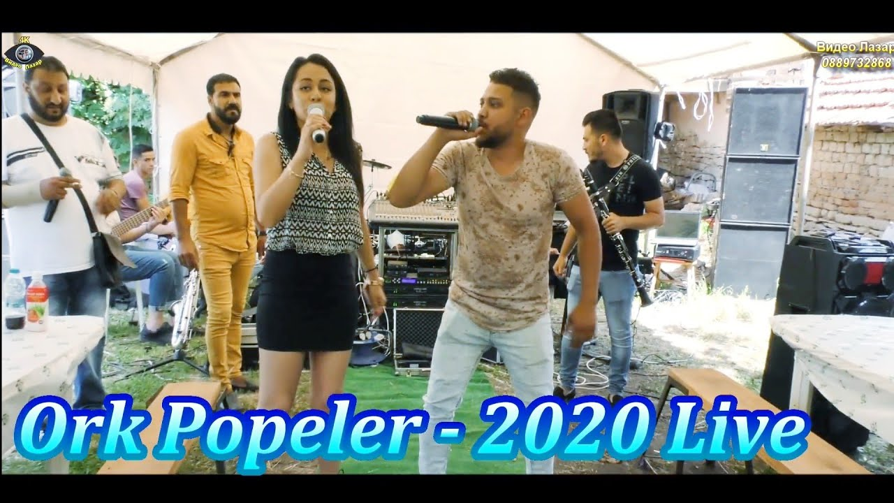 New Ork.Popeler - 2020 Live Mix