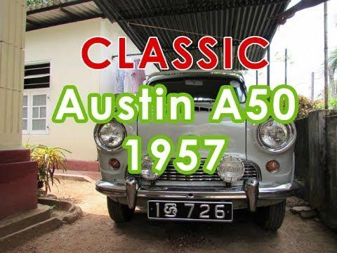 Austin A50 1957 Classic Car in Sri Lanka