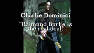 """Raimund Burke """"Into my Arena"""" - Trailer 2008 (guitar licks, one man band, all instruments RB)"""
