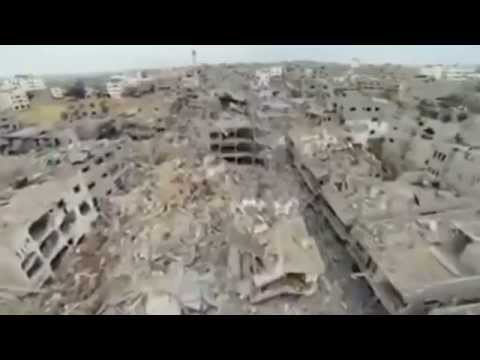 Syrian City Homs From the Sky