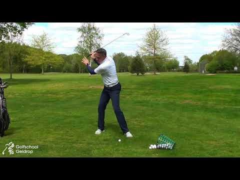 Meer lengte voor de Senior-golfer