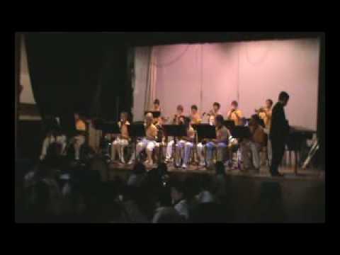 Foothill Middle School Jazz Band - Santa Fe Bandolero