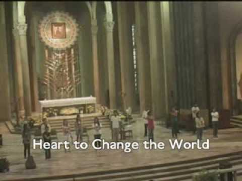 heart to change the world