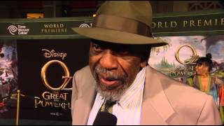 Oz The Great and Powerful World Premiere - Bill Cobbs - HD Movie Trailer