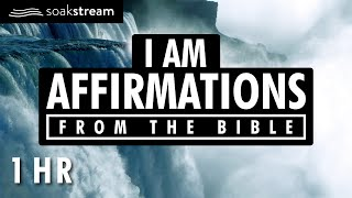 I AM Affirmations From The Bible   Renew Your Mind   Identity In Christ