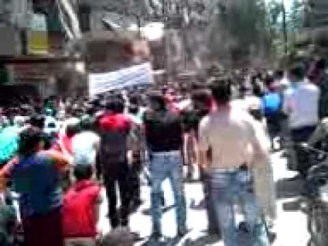حلب - السكري || أبطال السكري من جامع اويس 8-6-2012