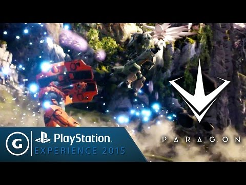 paragon-gameplay-trailer---psx-2015