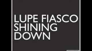 Lupe Fiasco-Shining Down Instrumental(no loop)