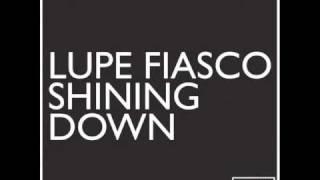 Lupe Fiasco-Shining Down Instrumental(no loop)