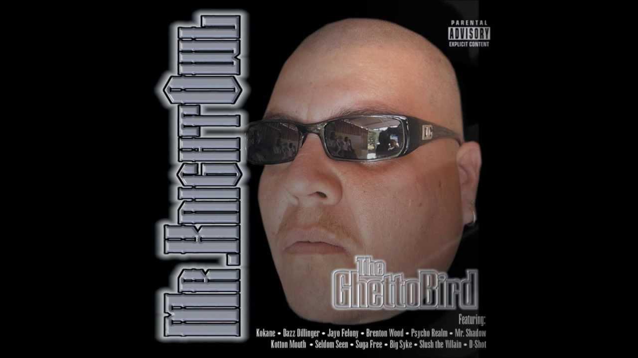 Mr. Knightowl - In Love With A Gangsta (Remix)