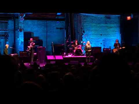 Patti Smith and her Band at the Beacon Theater