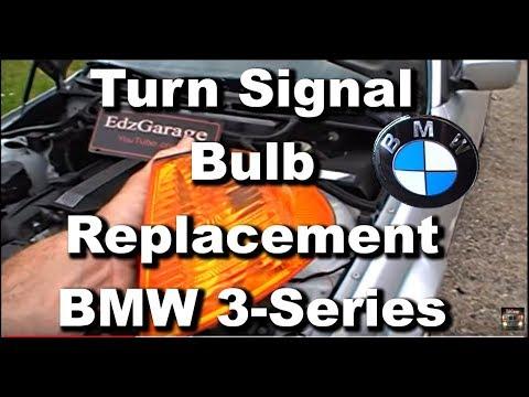 front blinker turn signal light bulb replacement bmw 325i. Black Bedroom Furniture Sets. Home Design Ideas