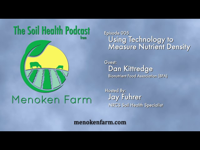 Episode 005 Using Technology to Measure Nutrient Density