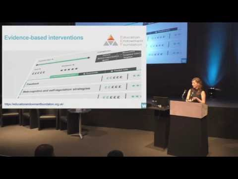Keynote: Lia Commissar – Education and Neuroscience: Issues and Opportunities #altc