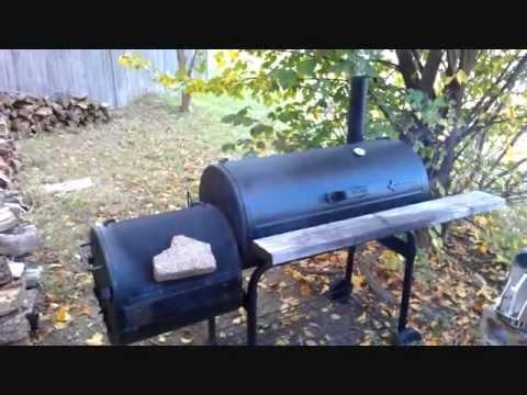 Smoked Chicken on a Sunday