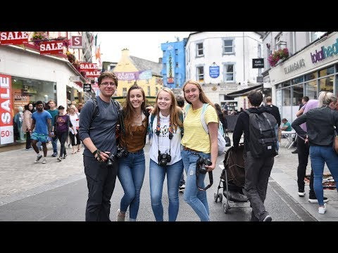 A Day In The Life Studying Abroad In Galway, Ireland