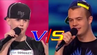 Video Best rappers ever (CJ Dippa vs Dylan) download MP3, 3GP, MP4, WEBM, AVI, FLV Juni 2018