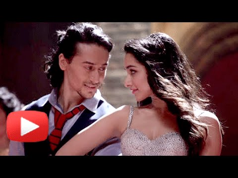 Lets Talk About Love Official Song Video Out | Tiger Shroff Shraddha Kapoor