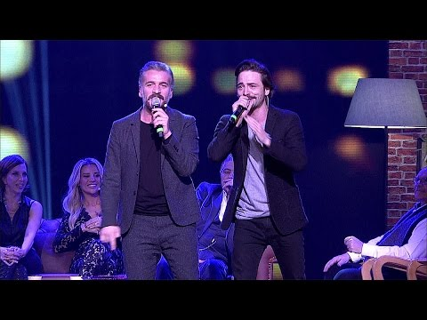 Beyaz Show-  Ahmet Kural ve Murat Cemcir - Sie Liegt In Meinen Armen