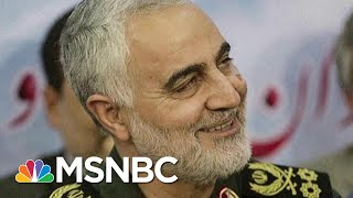 Top Iranian General Killed On Trump's Orders | Morning Joe | MSNBC