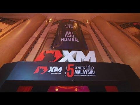 XM.COM - 2017 - 5th Anniversary Gala Dinner Malaysia - Kuala Lumpur