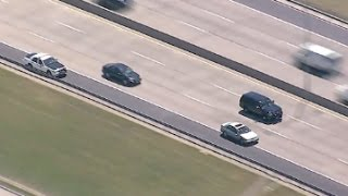 Police Chase Kidnapper