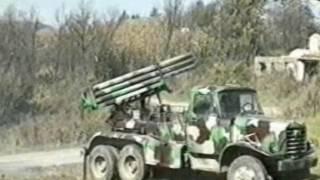 Artiljerija Bosanac bekrija - Patriotske pjesme ARBIH