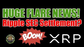"""Flare Spark GAME CHANGER , SEC / Ripple In """"Discussions"""" &  XRP"""