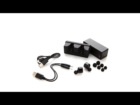565b36fdc01 MagicBeatz Pro Truly Wireless Earbuds with Charging Dock - YouTube
