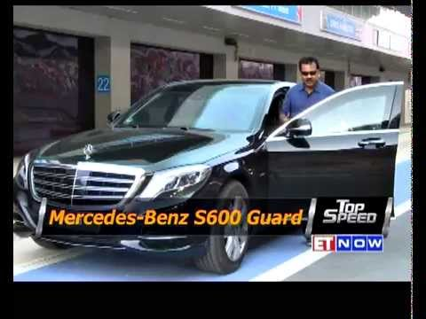 Top Speed - Going in Style - Mercedes-Benz S600 S Guard