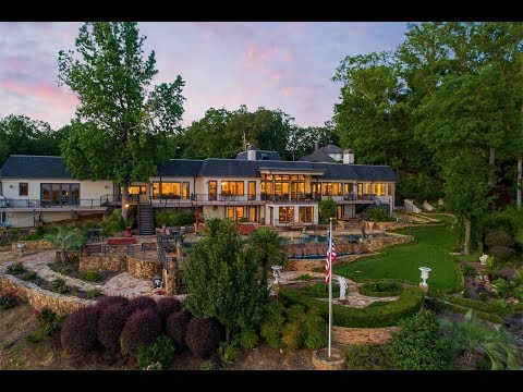 Exquisite Lakeview Estate In Tuscaloosa, Alabama   Sotheby's International Realty