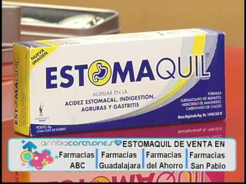medicamentos para curar empacho
