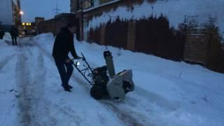Снегоуборщик Интерскол СМБ 550 КрепыЖ