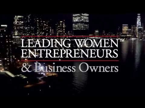 Leading Women Entrepreneurs: 2016 Top 25 Recognition Event (Celebrating The Unstoppable)