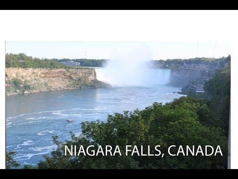 NIAGARA FALLS, NIGHTLIFE, AND