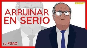 Imagen del video: ¡ARRUINAR EN SERIO! Parodia del Video de CAMPAÑA de Lo PSAO