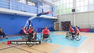 Стритбол на колясках: инвалиды Приморья сошлись на одном кольце