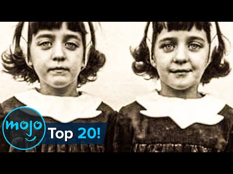 Top 20 Mysteries You've Never Heard Of