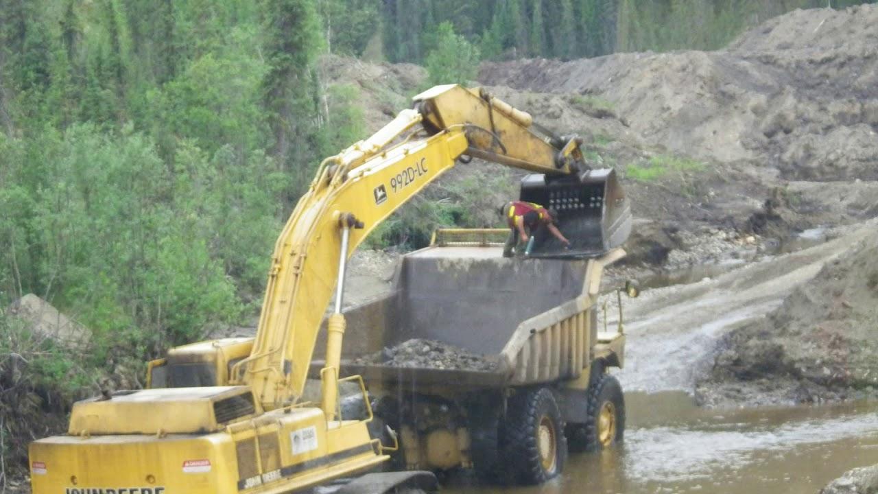 yukon gold mining