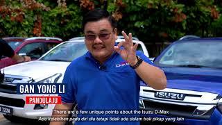 Isuzu D Max 1.9L Blue Power Media Preview Phuket