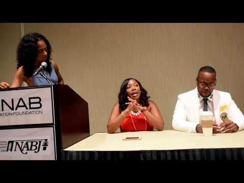 "2017 National Association of Black Journalist Conference: ""What NABJ Means"""