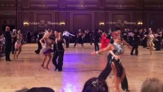 Arthur Murray ballroom dance competition oct 2016 Las Vegas