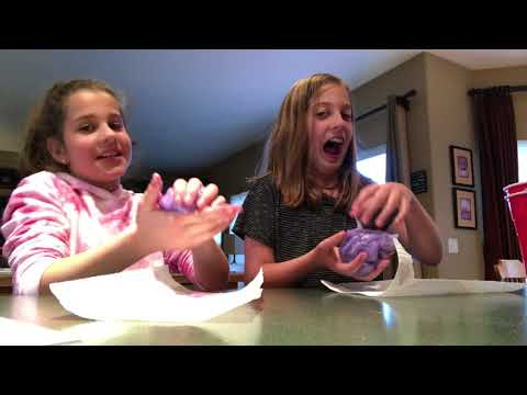 Slime DIY + Carpool Karaoke