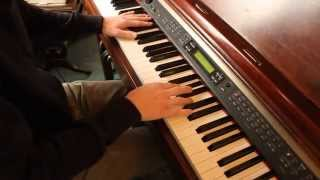 Latch by Disclosure - Piano Cover