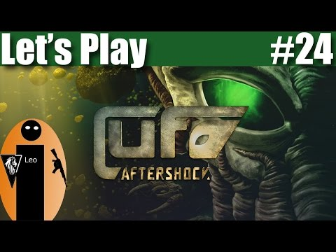 Let's Play UFO: Aftershock #24 Marching into Tehran
