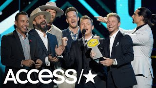 Backstreet Boys Won A 2018 CMT Music Award & They Can't Believe It Either | Access