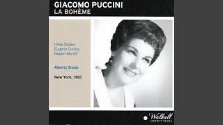 Play Puccini La Boheme - Act I Abbasso L'autore!