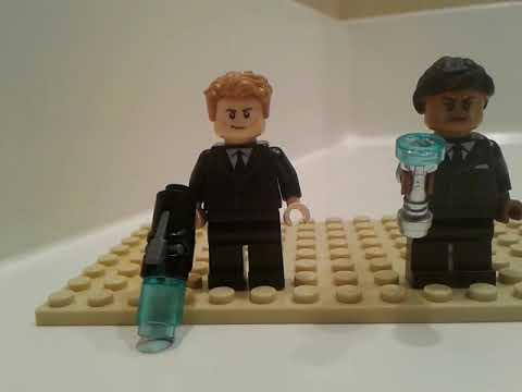 Lego Men In Black International Showcase